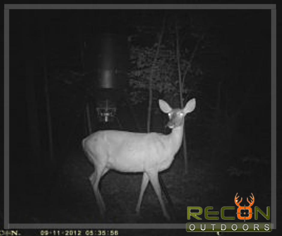 Recon HS410 High-Performance Hunting Trail Camera