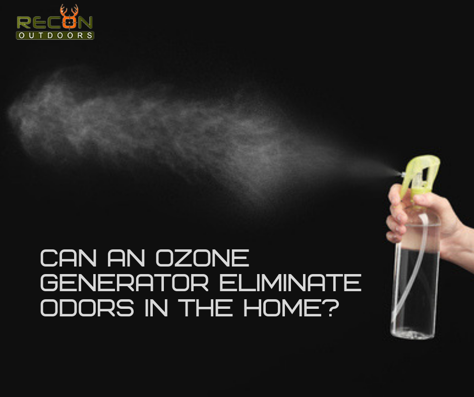 Eliminate Home Odors with Recon Outdoors Ozone Generator Machines
