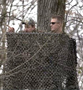 Recon Outdoors Ladder Stand Covers for Bow Hunting Season