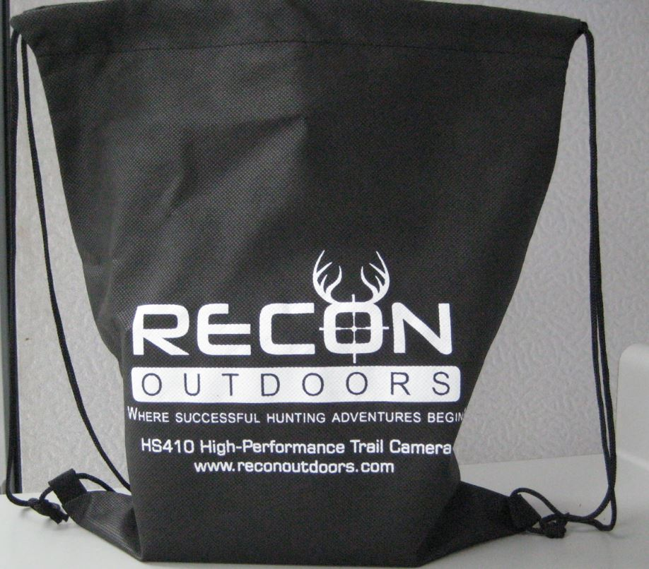 Recon Outdoors Drawstring Backpack